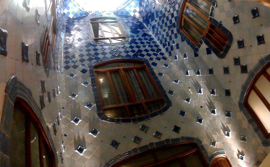 casa Battló, interno