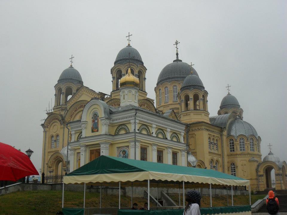 centro religioso a Verkhoturye