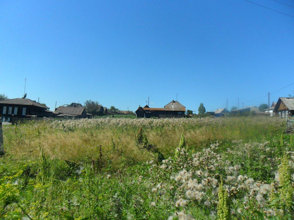 Koptelovo : villaggio nella campagan russa