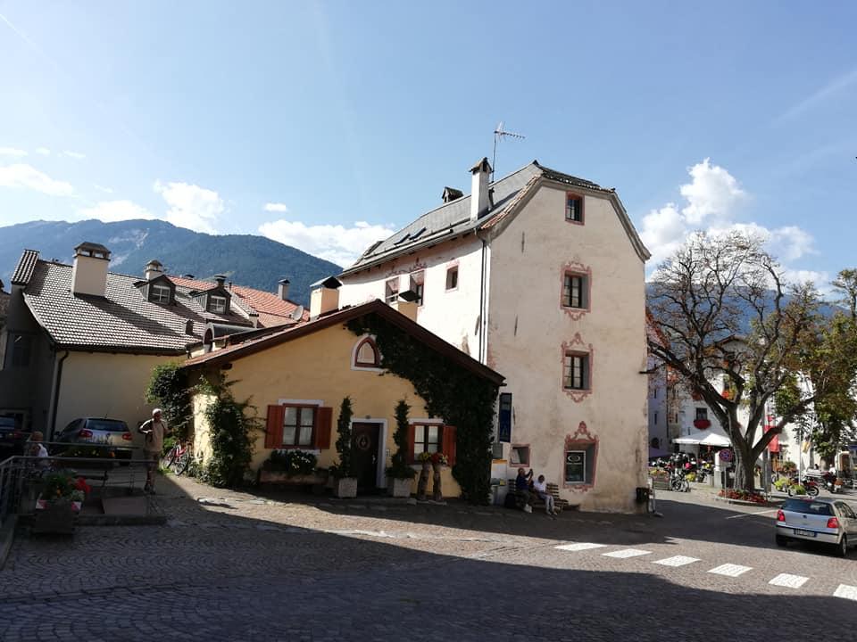 Glorenza borgo medievale