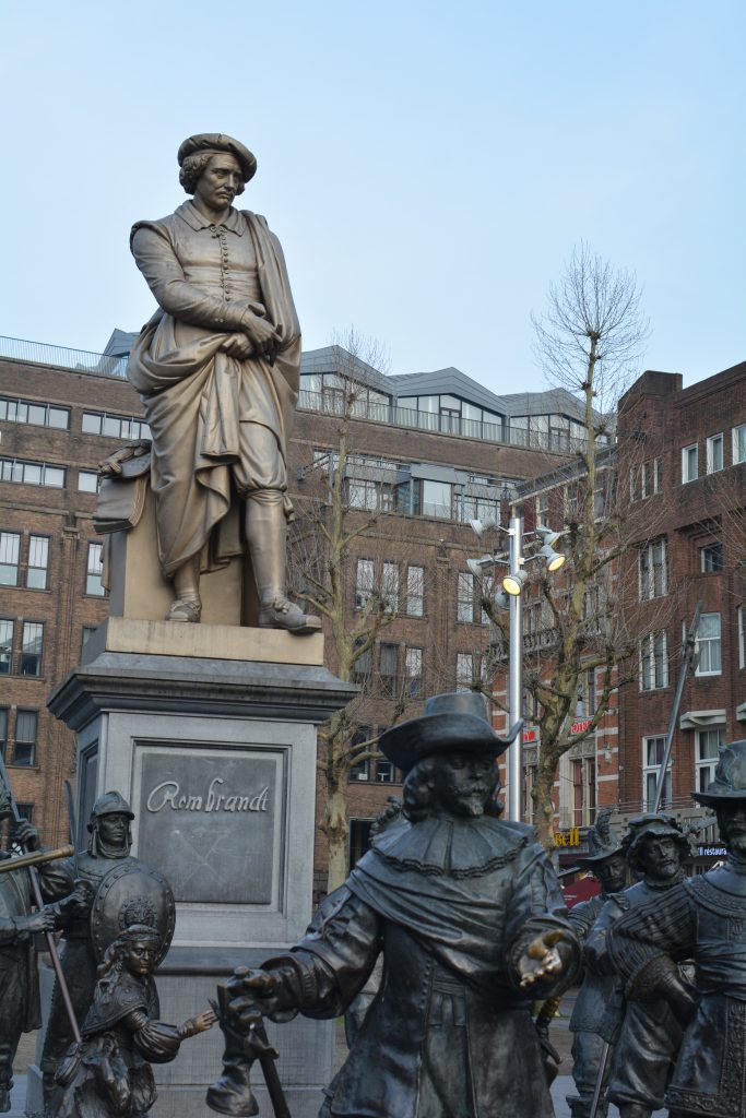 piazza Rembrandt