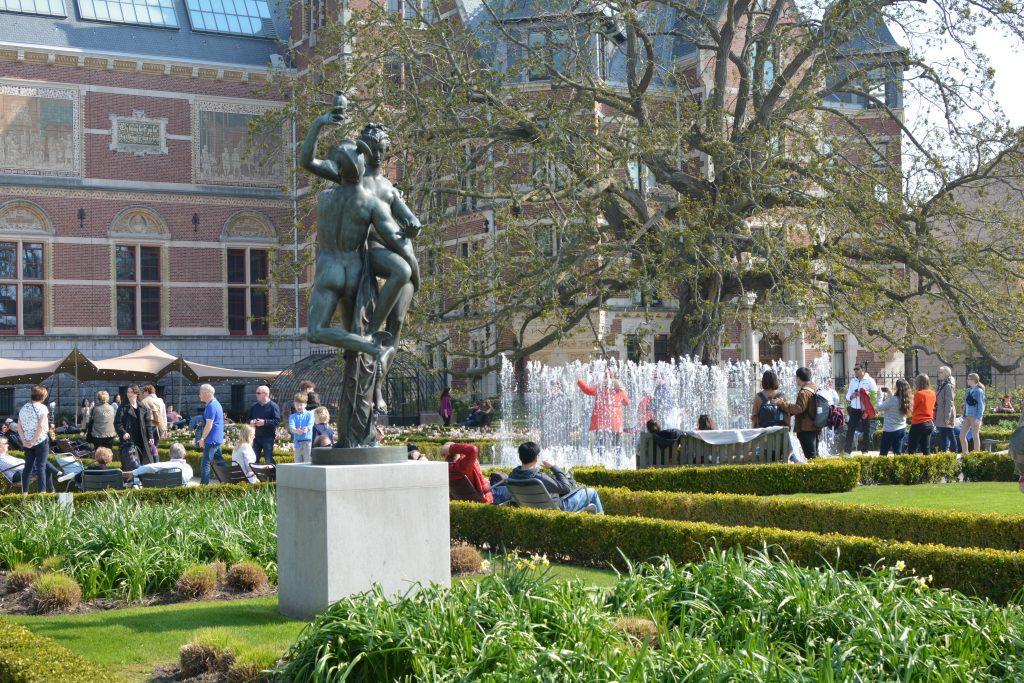 giardino del Rijksmuseum