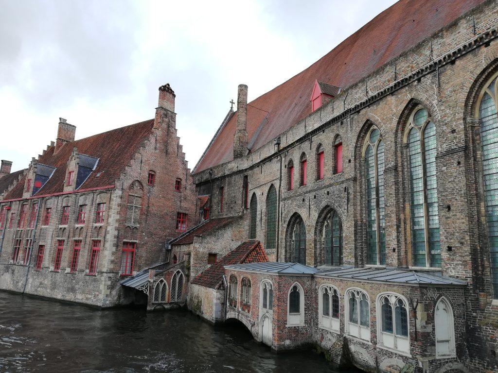 Cosa vedere a Bruges : il museo di Memlings