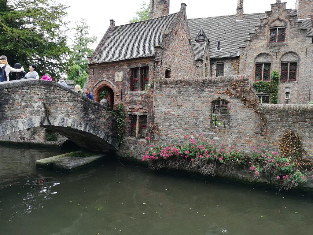 Ponte degli innamorati da vedere a Bruges