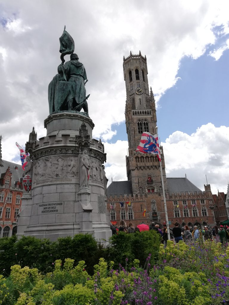 Consigliato tra le cose da vedere a Bruges il campanile di Belfort
