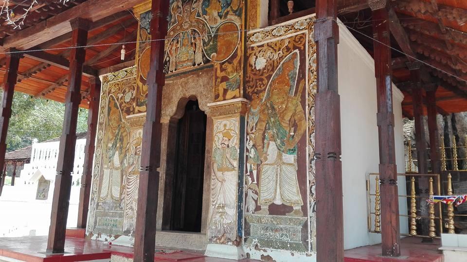 devale di Pattini a Kandy