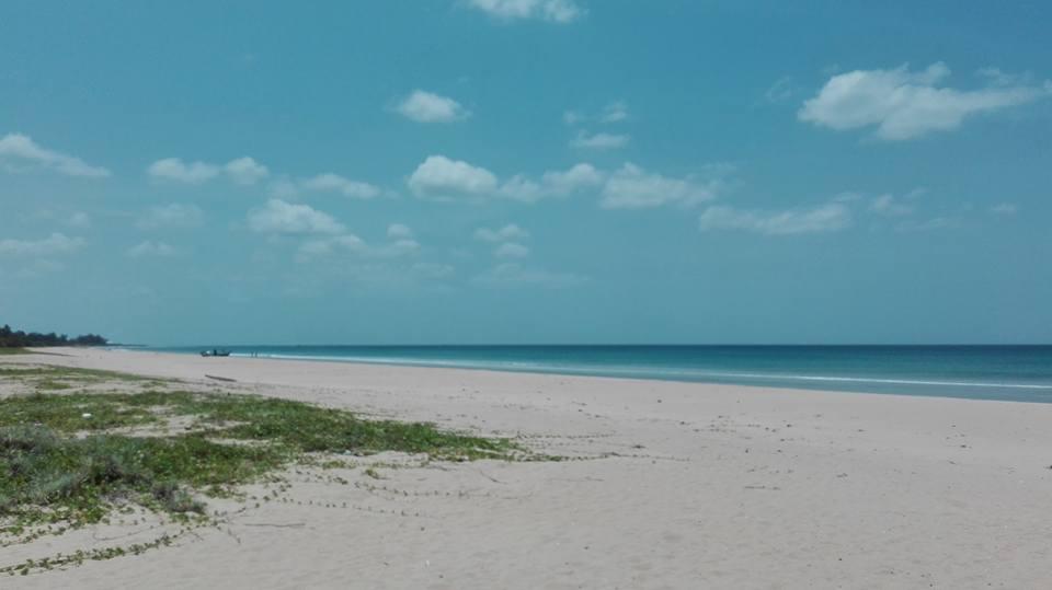 spiaggia di Nilaveli