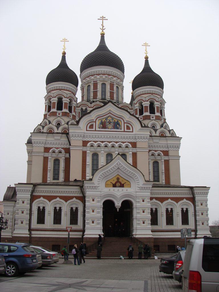 chiesa di Aleksandr Nevsky