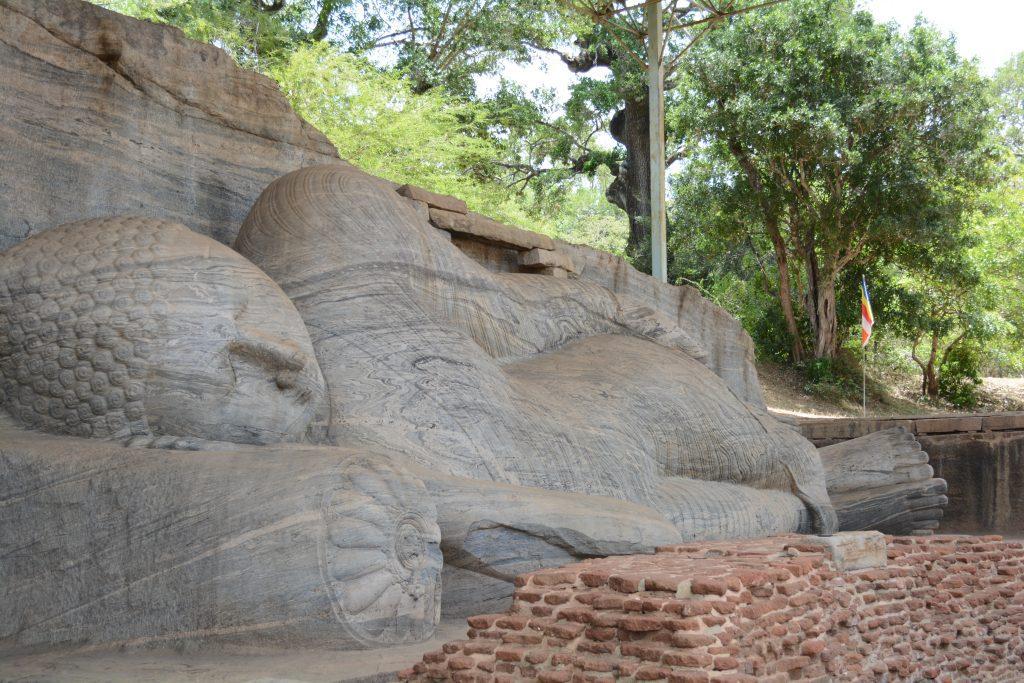 Gal Vihara di Polonnaruwa
