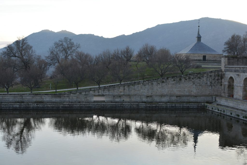 giardini del monastero del escorial