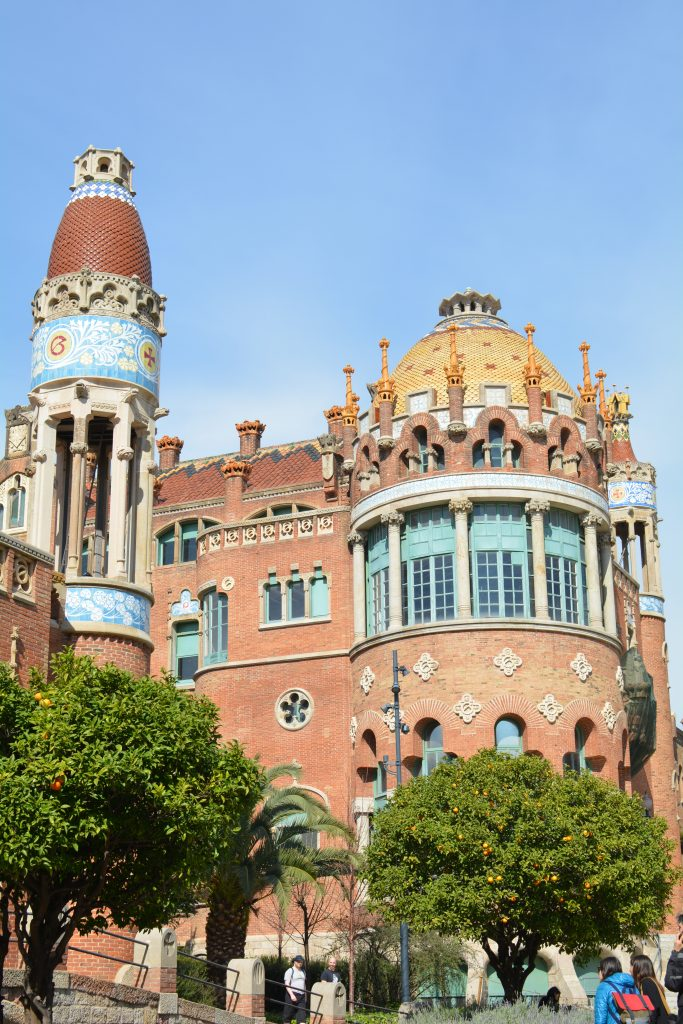 Ospedale di Santa Creu e Sant Pau