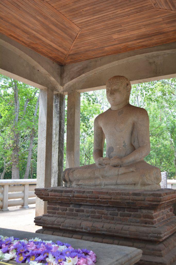 statua del Samadhi Buddha