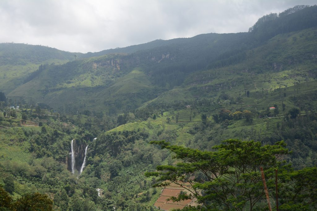 cascate di Ramboda