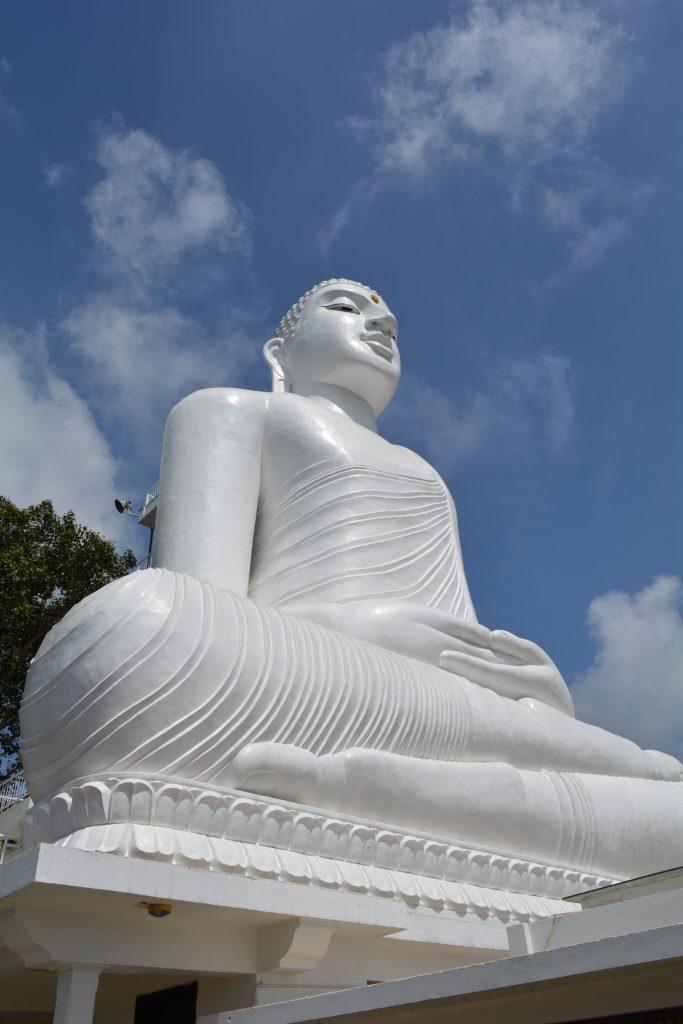 Bahiravakanda Buddha, Kandy