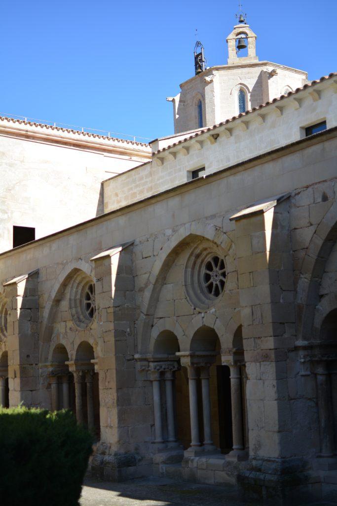 il monastero di Vallbona de les Monges