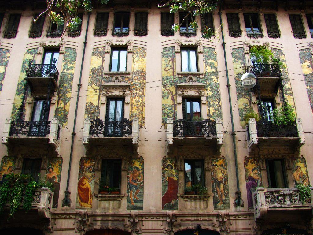 casa malpighi da non perdere a  Milano