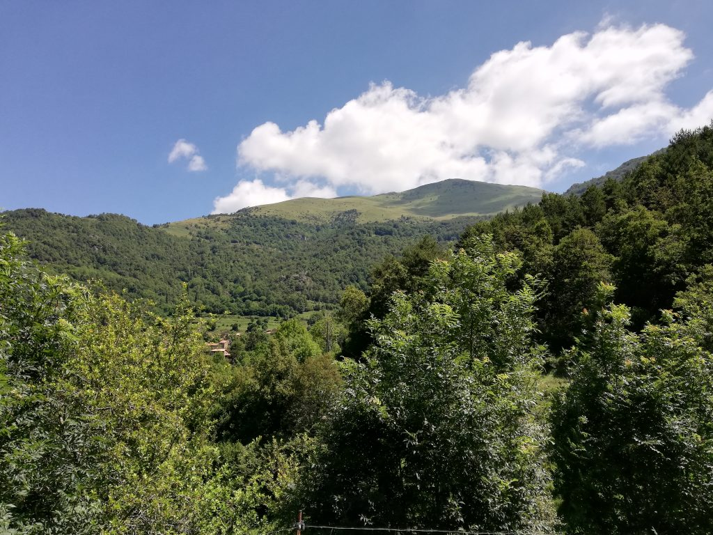 Pirenei catalani : Monte Taga a Brughera