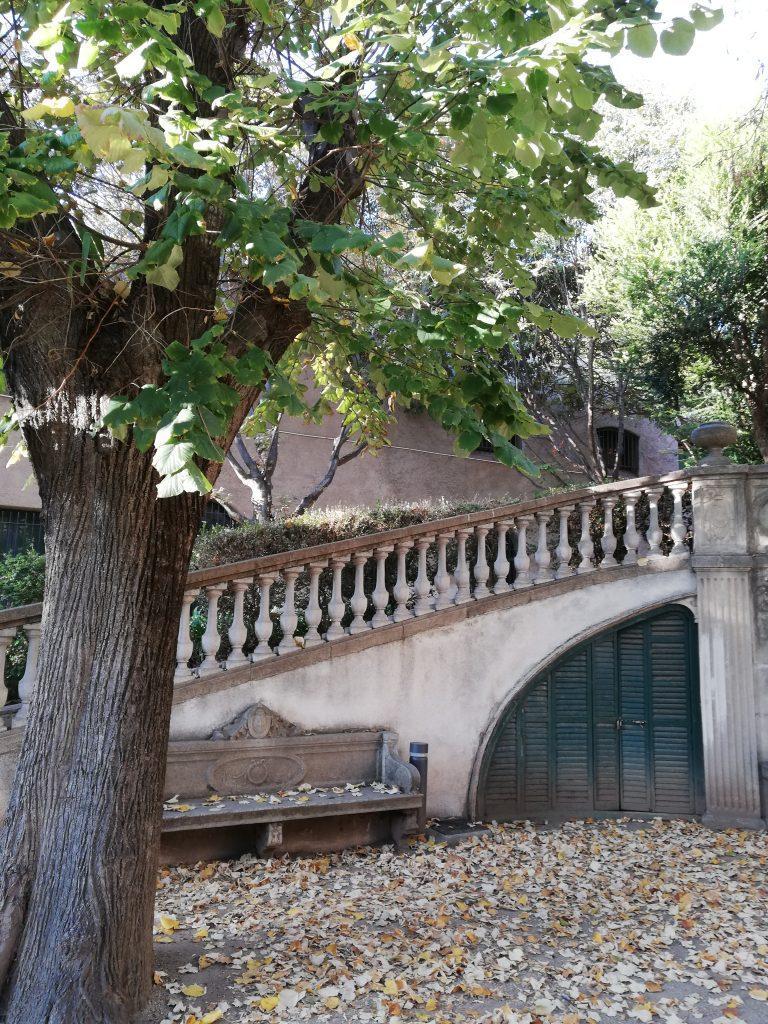 giardini della casa alegre di Sagrera