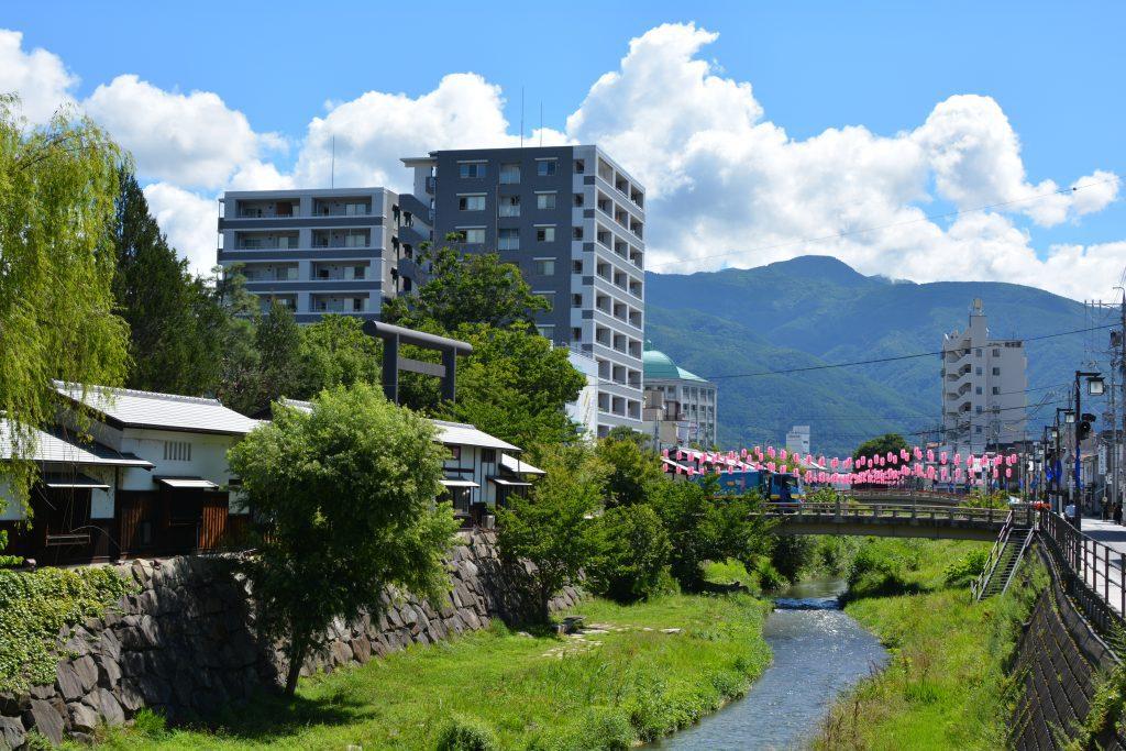 Altrattiva di Nagano