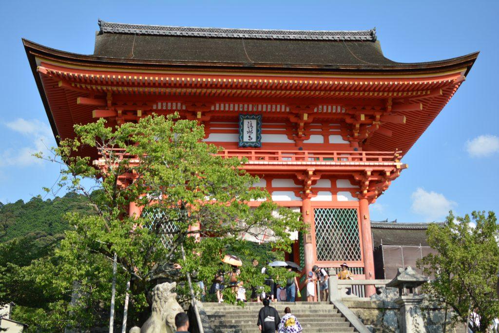 tempio di kyoto : Kiyomizu-dera