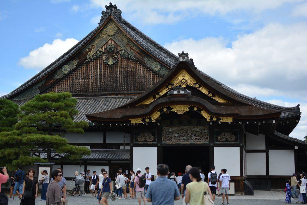 il palazzo Ninomaru