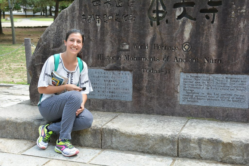 Nara patrimonio dell'Umanità