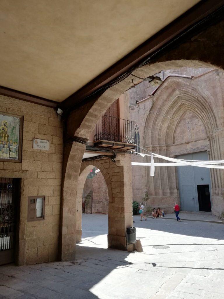centro storico di Cardona