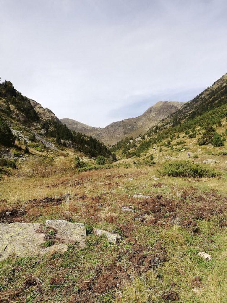montagne andorrane- pirenei