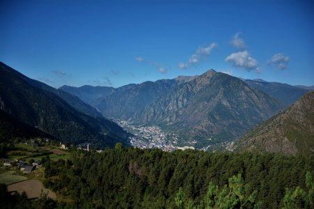 montagne di Andorra